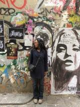 Le Marais and street art