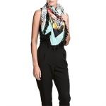 Programica scarf, $149 from mimco.com.au.