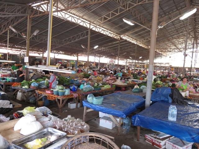 Marketplace, Vientiane