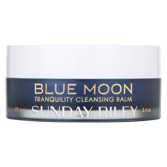 Sunday Riley Blue Moon Tranquility Cleansing Balm, $79 from www.mecca.com.au