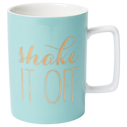 Mother's Day gift guide - Shake it Off mug