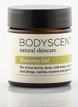 bodyscents recover gel
