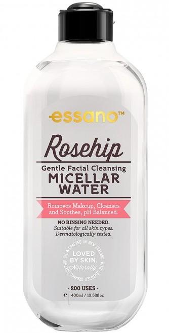 essano rosehip micellar water