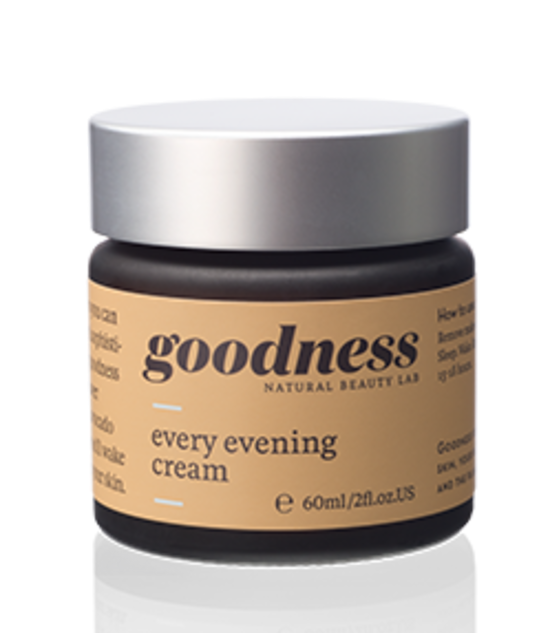 goodness every evening cream