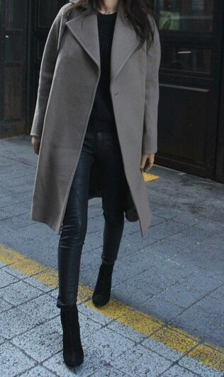 grey coat one