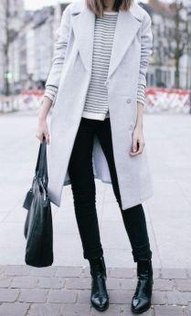 grey coat three