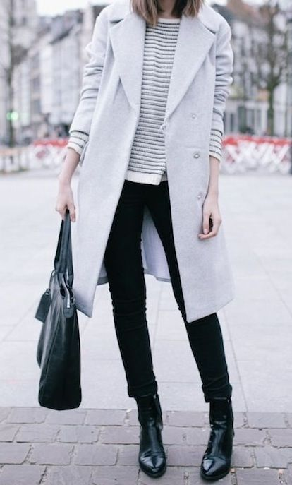 grey coat three