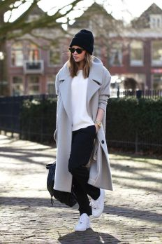 grey coat two