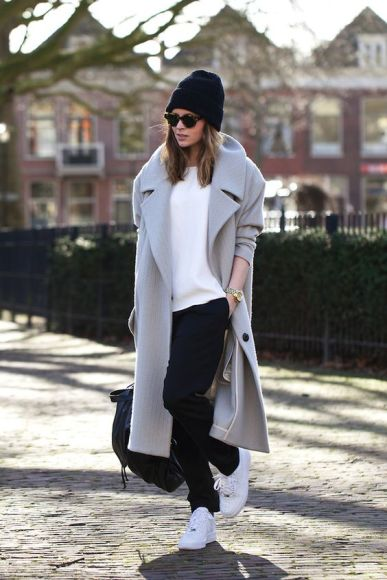 grey coat two