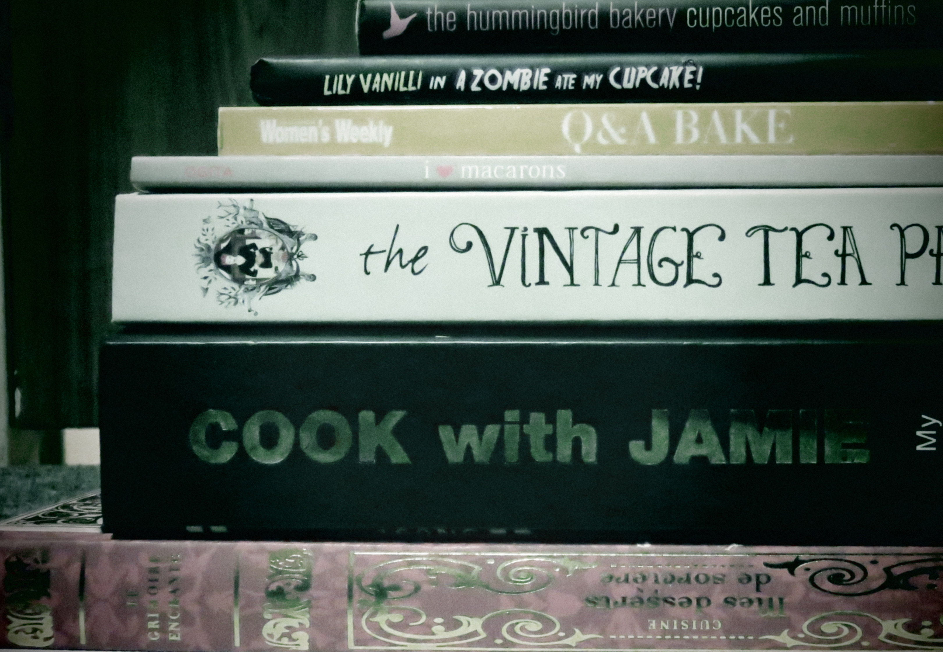 favourite cookbooks