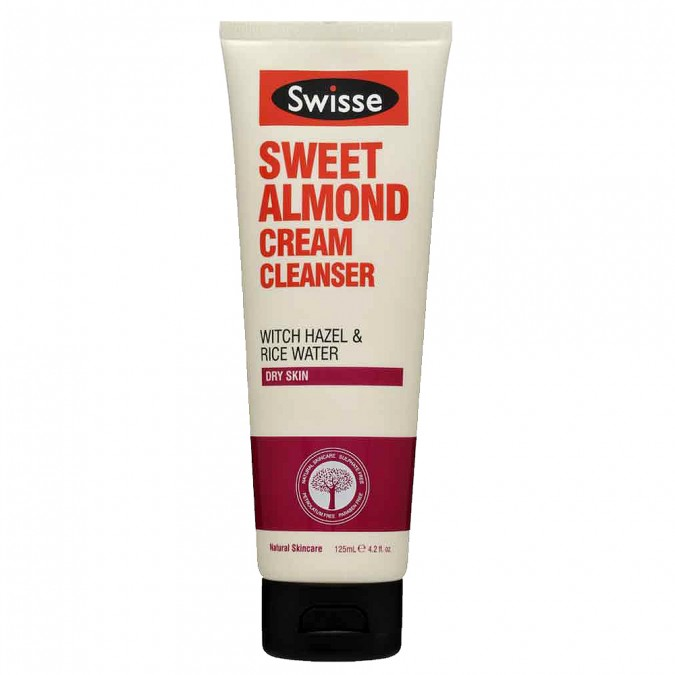 Sweet Almond Cream Cleanser